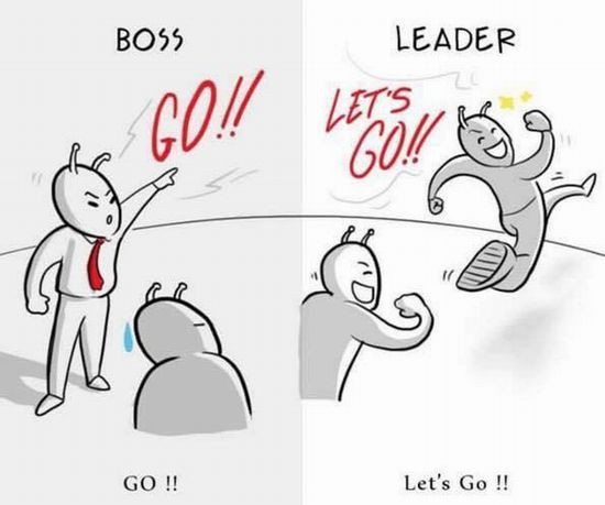 boss and leader 2