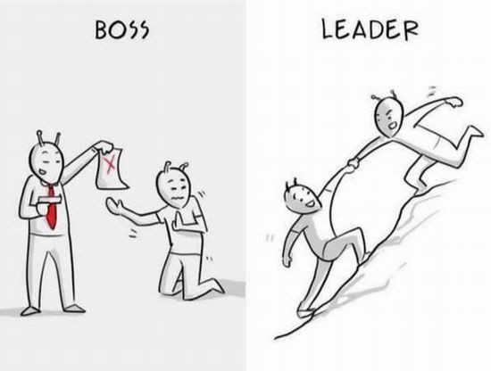 boss and leader 4