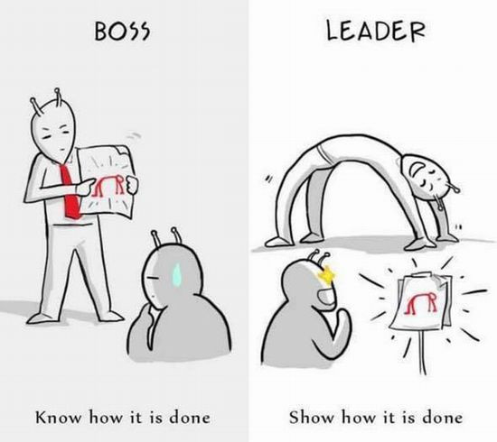 boss and leader 5