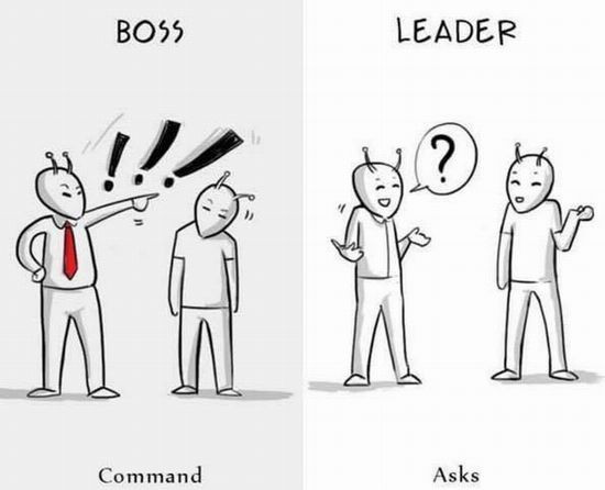boss and leader 6