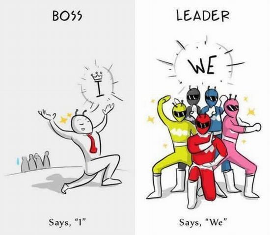 boss and leader 7