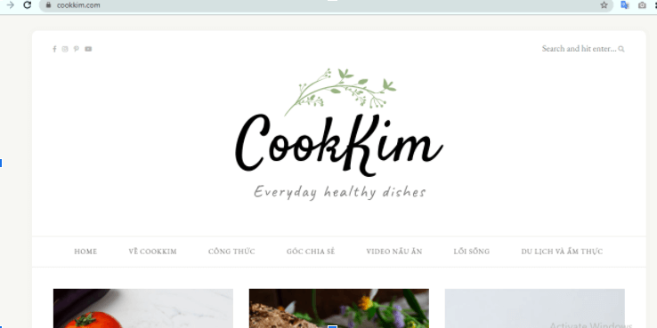Cook Kim